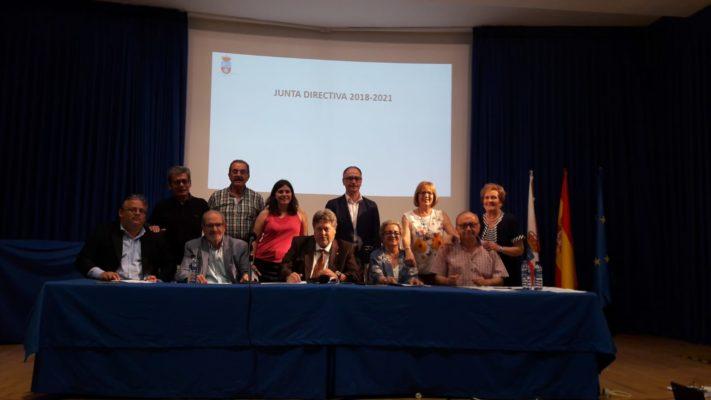 Renovaci n cargos junta directiva casa cantabria de madrid - Casa de cantabria en madrid restaurante ...
